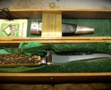 Bayernmesser Boot Knife 1960 in Box