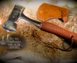 Huttenbeil-Hatchet-7132-Red-Handle-1970