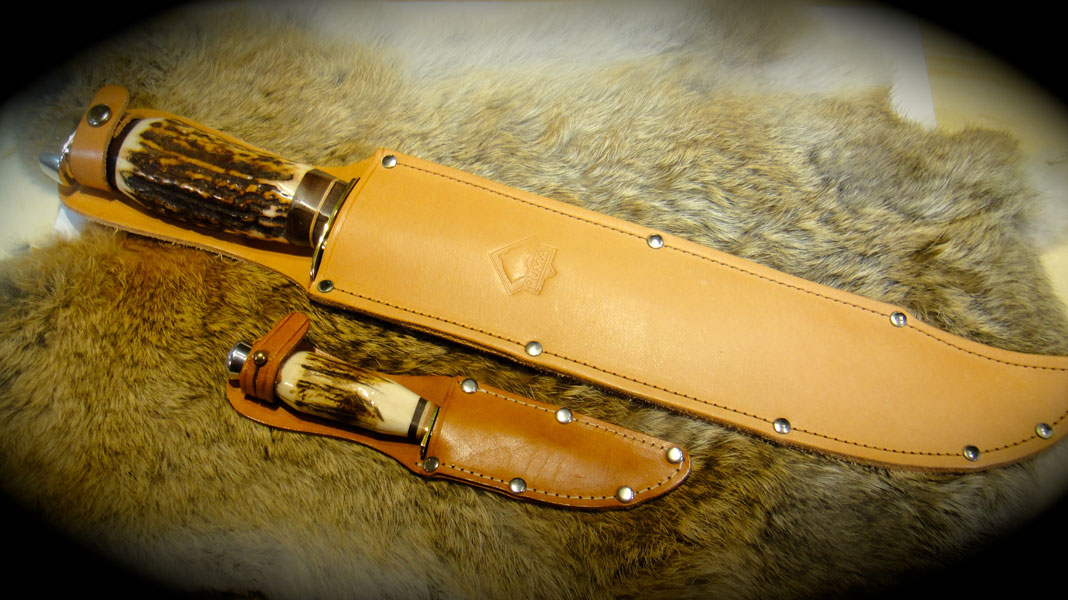 Scout Knives Classic Puma Knives