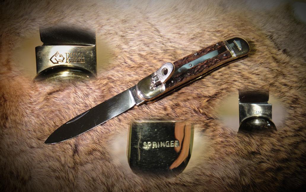 Springer Classic Puma Knives